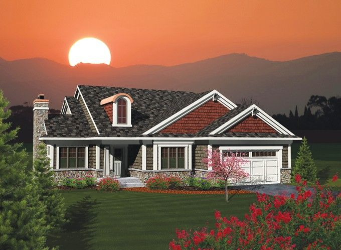 Home plan homepw76174 1479 square foot 2 bedroom 2 for Www homeplans com