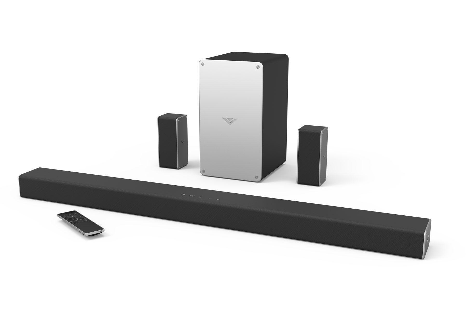 Vizio's 250 soundbar hosts Google Assistant and