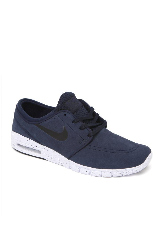 sports shoes f51a0 fbc27 ... PacSun presents the Nike SB Stefan Janoski Max Suede Men s Shoes, with  insight from a ...