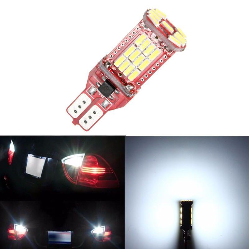 1pcs T15 4014 33smd Led Car Tail Brake Stop Lights Reverse Turn