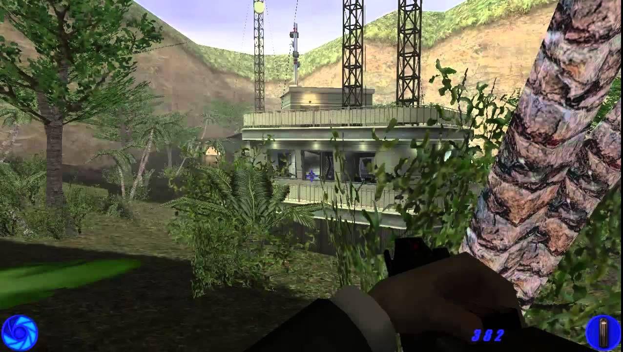 James Bond 007 Nightfire Walkthrough Mission