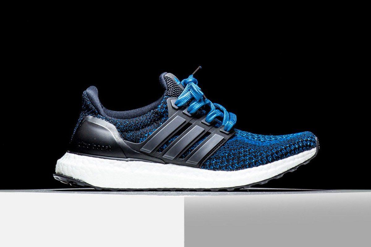 adidas Originals Ultra Boost Uncaged (bordeaux dark blue