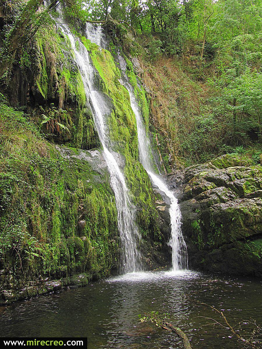 Ruta a las cascadas de Oneta. #oneta   #asturias   #senderismo   #hiking   #waterfalls   #cascadas   #excursiones   #trips   #vacaciones   #holidays   #mirecreo