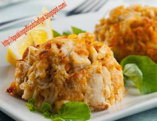 Legal Seafood Lump Crab Cake Recipe