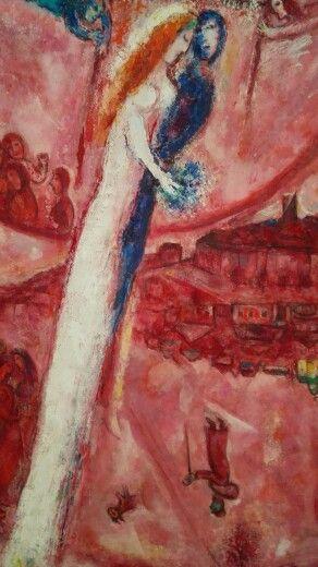 "Marc Chagall ""Shir ha Shirim"" ""Song of Songs"". ""Cantique des Cantiques"" ""Cantico dei Cantici"""