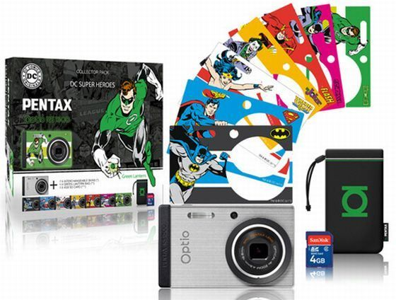 Pentax Teams Up with DC for Superhero Faceplates for the RS1500 - http://digitalphototimes.com/pentaxnews/pentax-teams-up-with-dc-for-superhero-faceplates-for-the-rs1500/