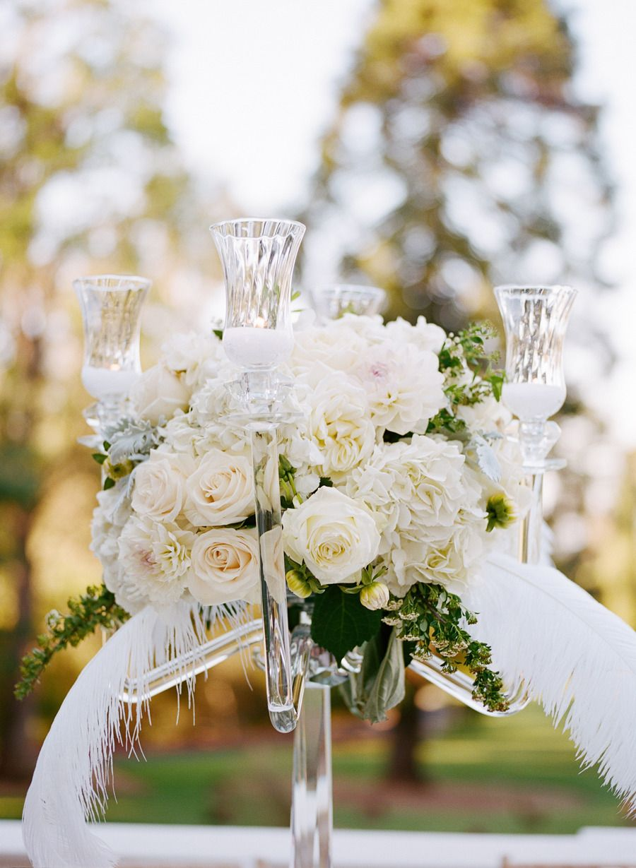 Saratoga Wedding at Villa Montalvo | Pinterest | Centerpieces ...