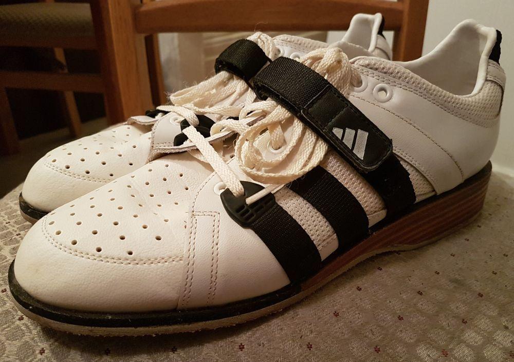 09a47bd62cfe Vintage Adidas Adistar Olympic Weightlifting Shoes 1996 sz 11 (eBay Link)