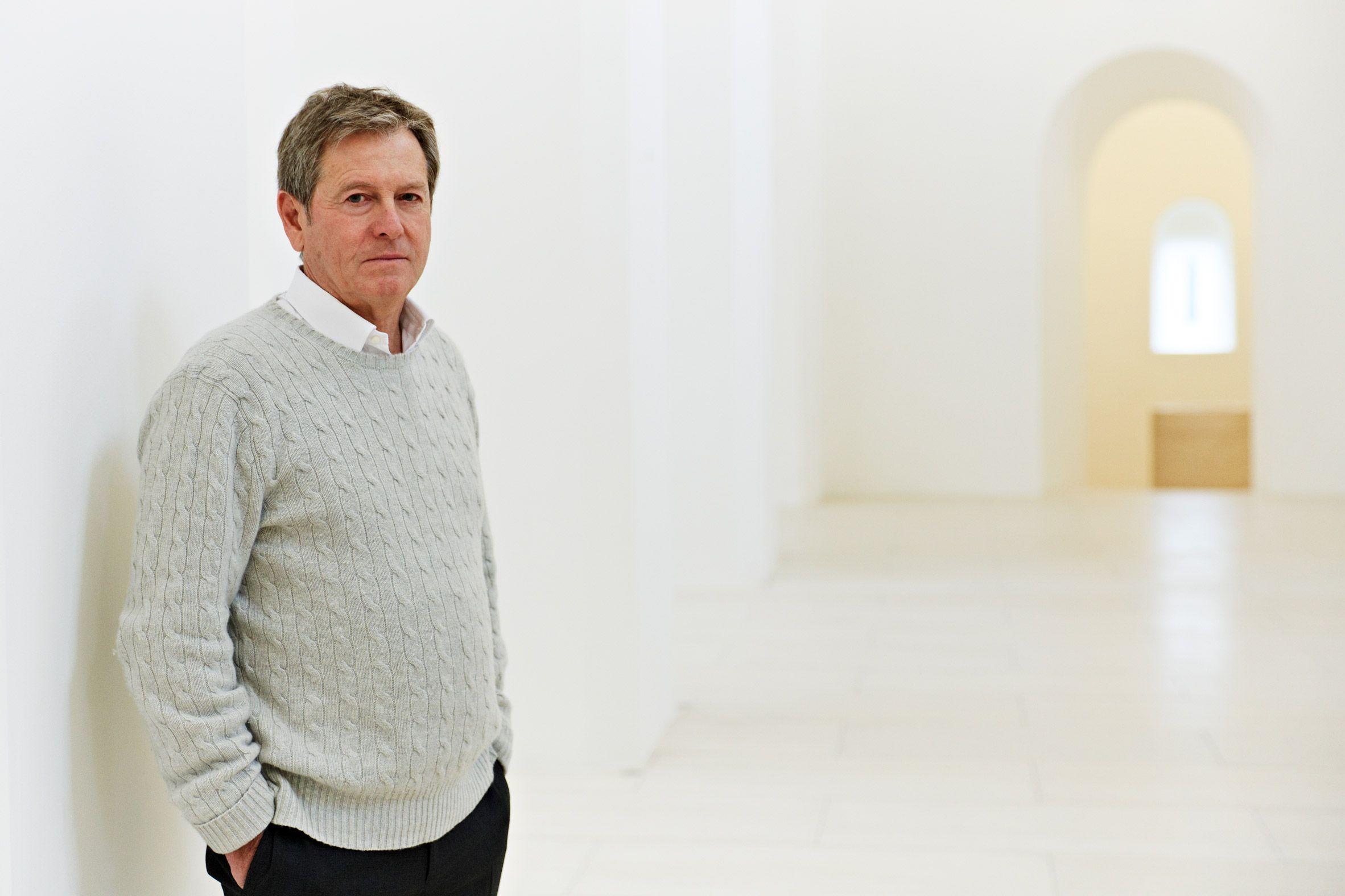 British Architectural Designer John Pawson Has Been Recognised For Services To Design And Architecture With A John Pawson Queen News House Architecture Design