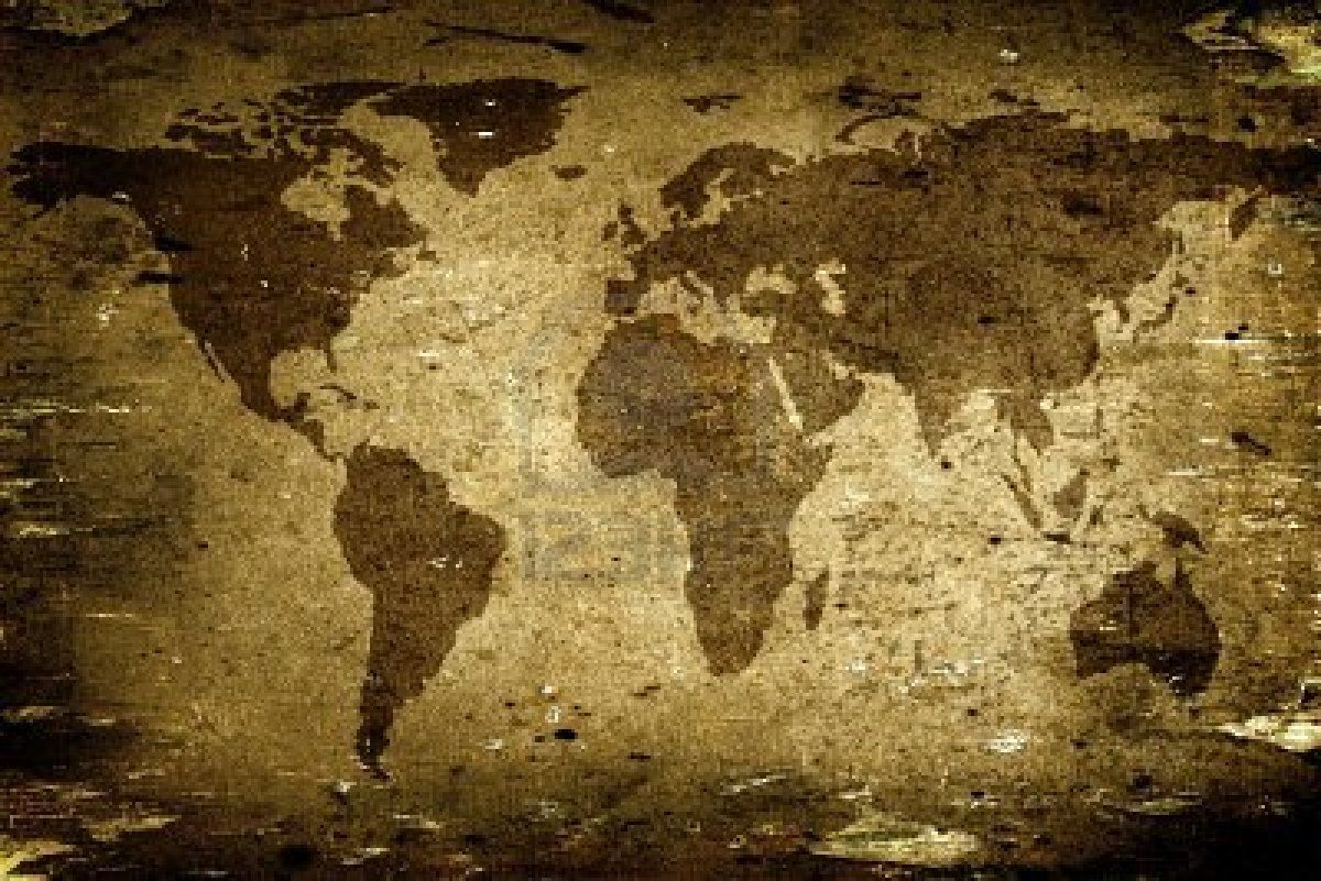 Old World Map Wallpaper World Wallpaper World Map