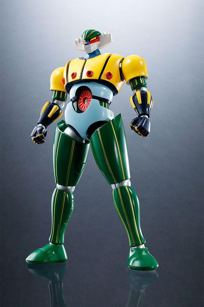 Jeeg robot d acciaio revival