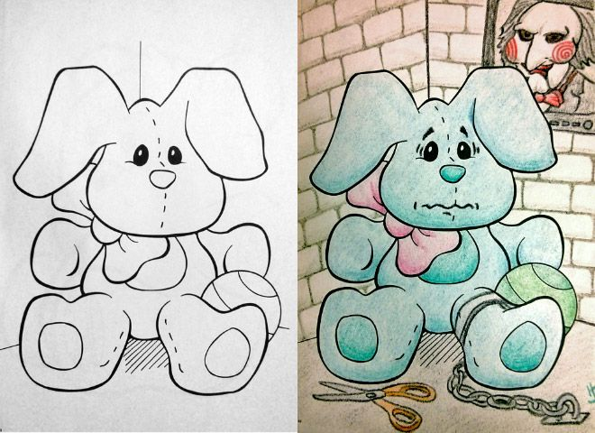 920 Childrens Coloring Books Ruined By Adults Best HD