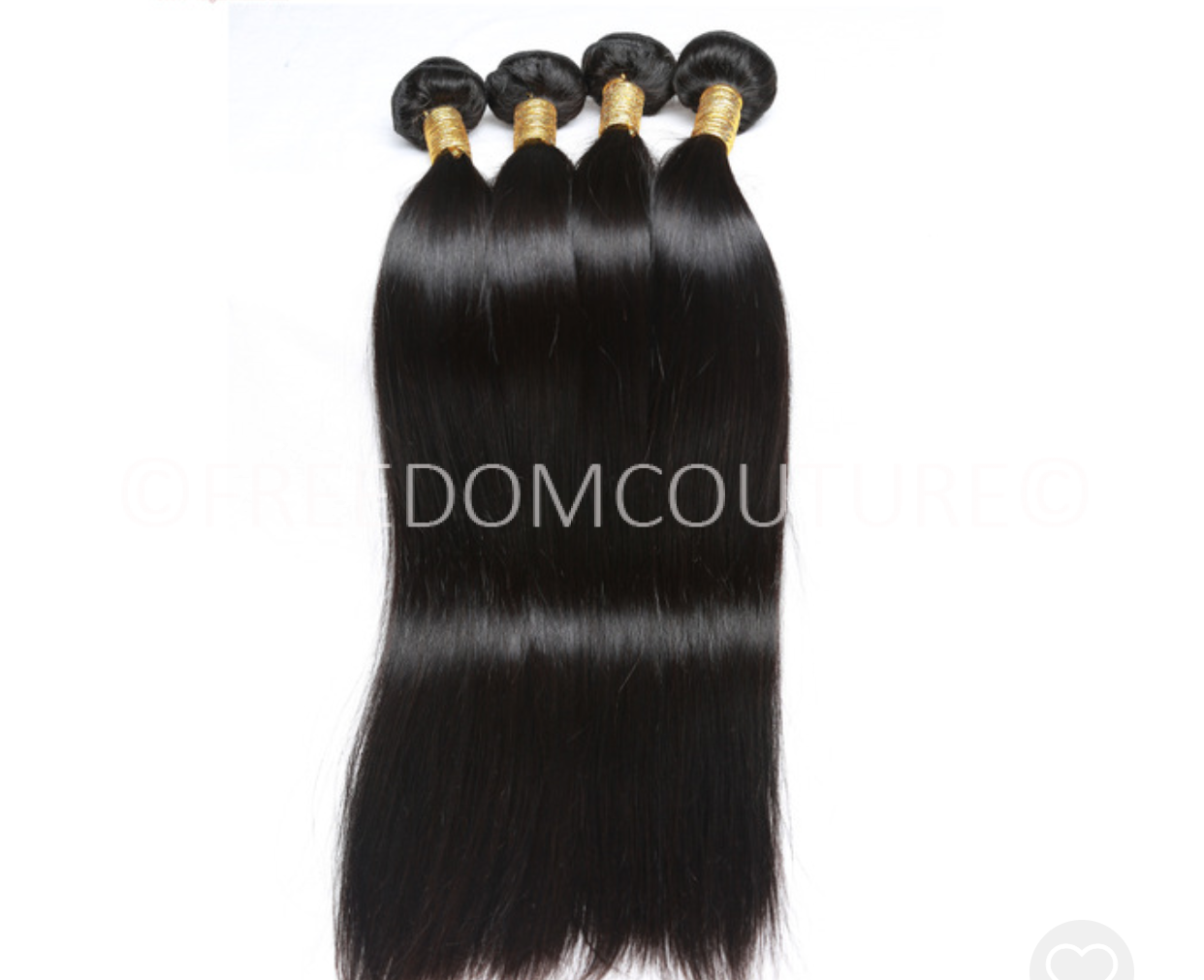 Natural Straight Hair Extensions Human Hair Wigs Australia By