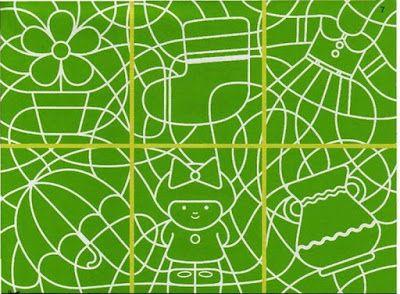 Autismus Arbeitsmaterial: Kannst du es finden? | Integración visual ...