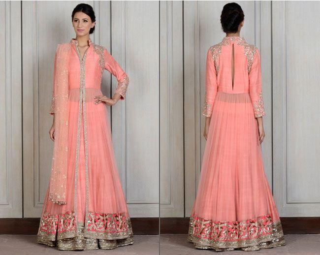 12 Beautiful Manish Malhotra Lehengas for the Brides & Bridesmaids