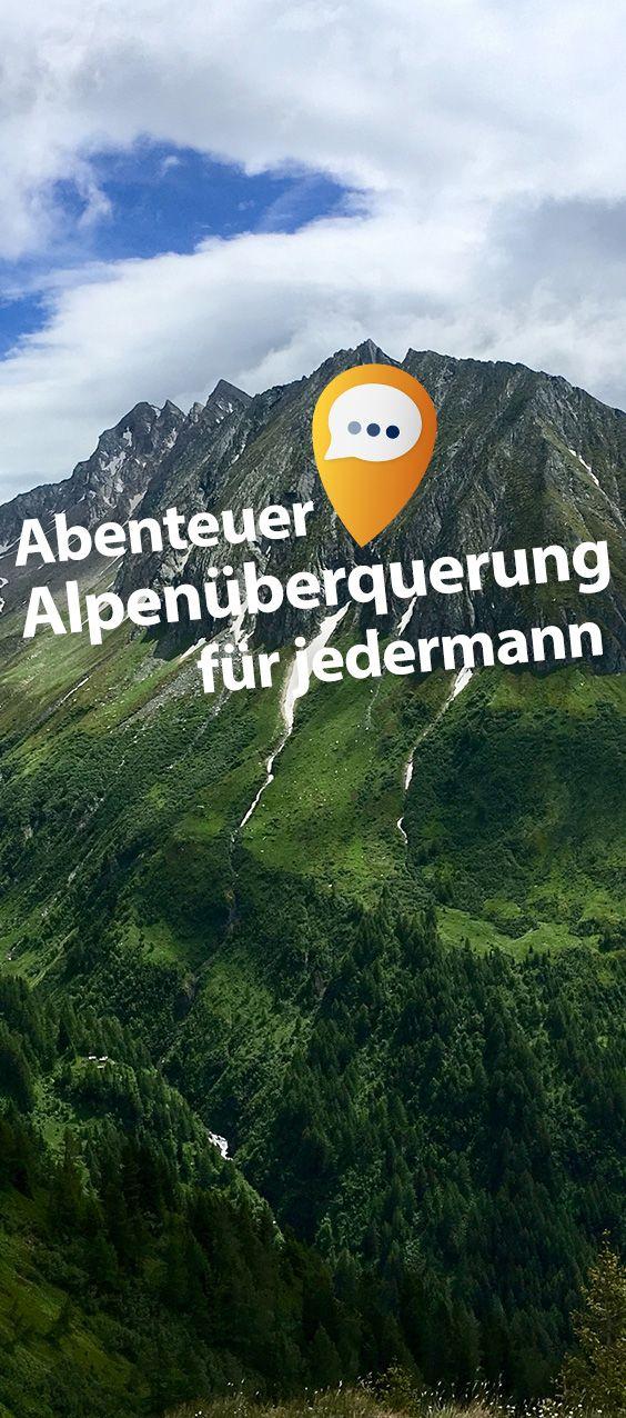 Photo of Abenteuer Alpenüberquerung für jedermann I reisereporter.de