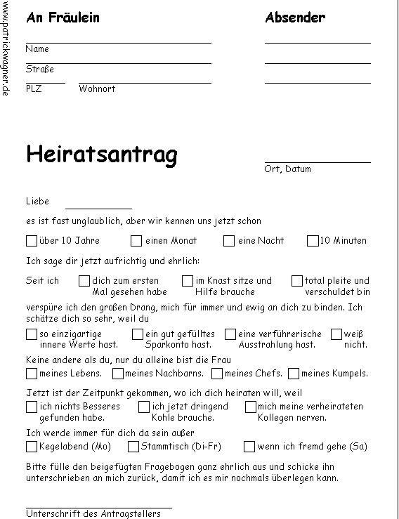 Heiratsantrag Im Schwobalandle Lustige Bilder Spruche Witze