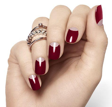 Дизайн ногтей осень 2015 | Лунный маникюр, Нейл-арт ...