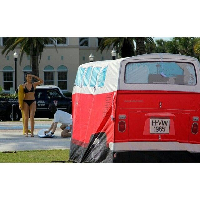 Tents · We are used to getting checked out. #vwtent #vwcommunity #vw  sc 1 st  Pinterest & We are used to getting checked out. #vwtent #vwcommunity #vw | Our ...