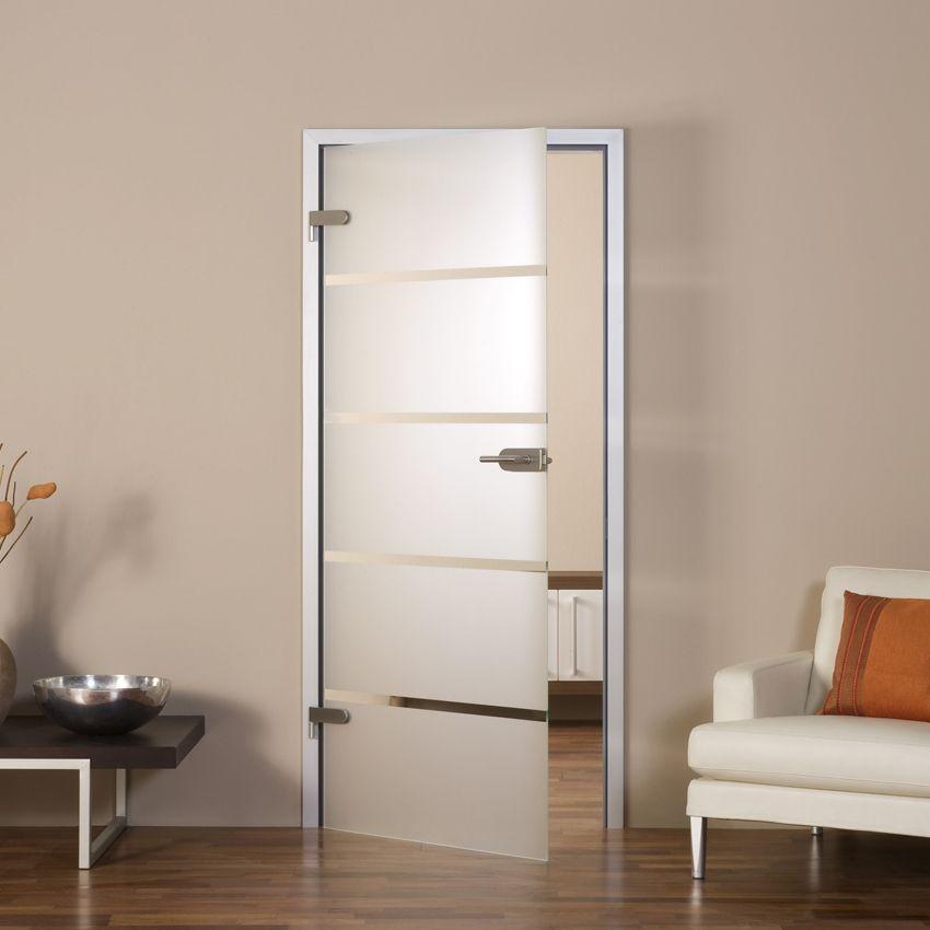 Glazen deur | Wooninspiratie | interieurdesign | vidre ...