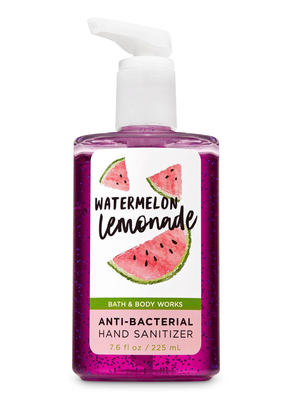 Fresh Watermelon Lemonade Pocketbac Sanitizing Hand Gel Bath