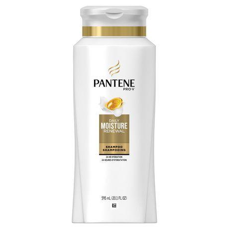 Pantene Pro V Daily Moisture Renewal Hydrating Shampoo Pantene Shampoo Hydrating Shampoo