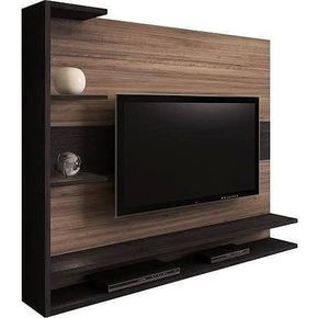 For those who love black n that natural wood touch