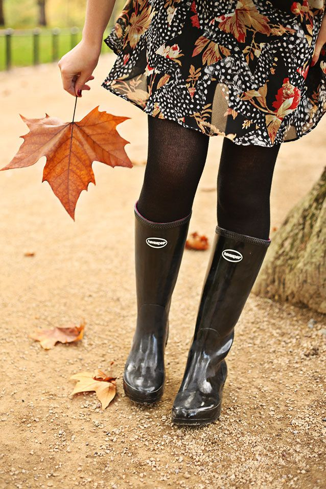 0fa048478974a Topshop Autumn Outfit Havaianas Wellies What Olivia Did ...