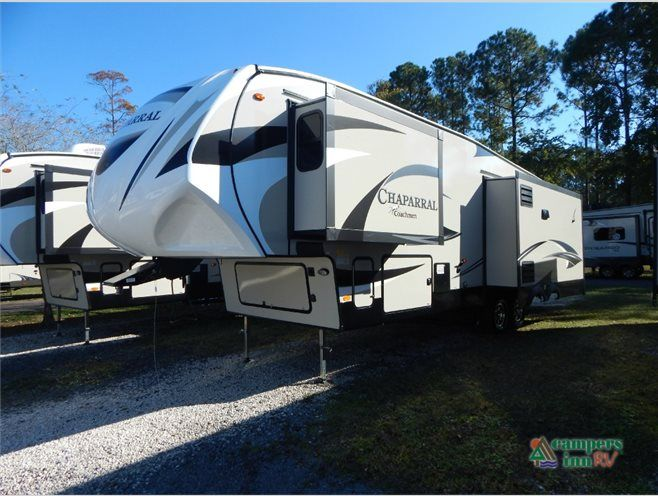 New 2016 Coachmen Rv Chaparral 336tsik Fifth Wheel At Campers Inn
