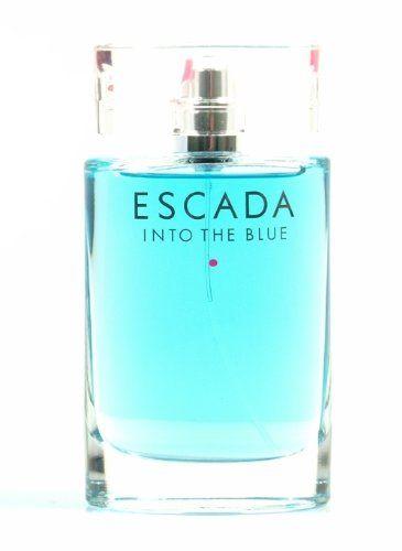 Escada Into The Blue By Escada For Women Eau De Parfum Spray 16