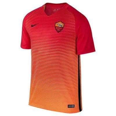 e52cdc5e5d Tercera Equipacion Camiseta As Roma 2016-2017