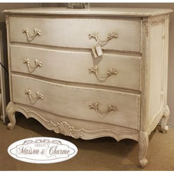 Pin by shanty design on mobili country cassettiera for Arredamento shabby chic roma