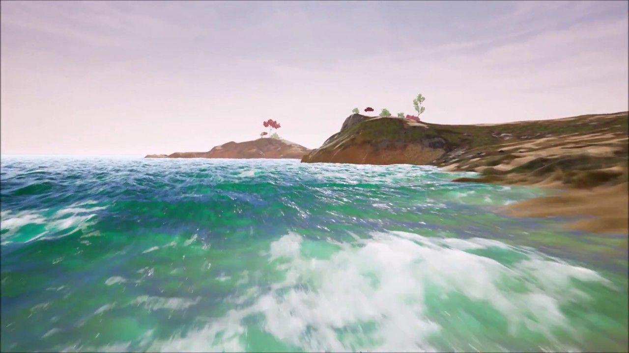Wave Works, Trinity MS, Treepolis Ocean coast, lifesimulator