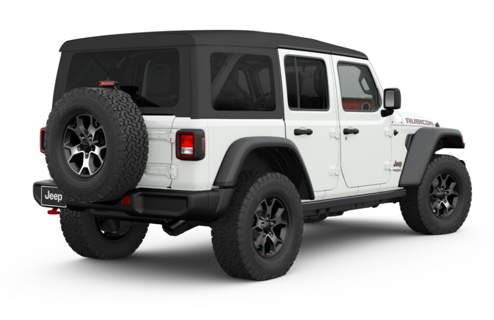 New 2019 Jeep Wrangler Unlimited Rubicon 4x4 Fort Worth Tx