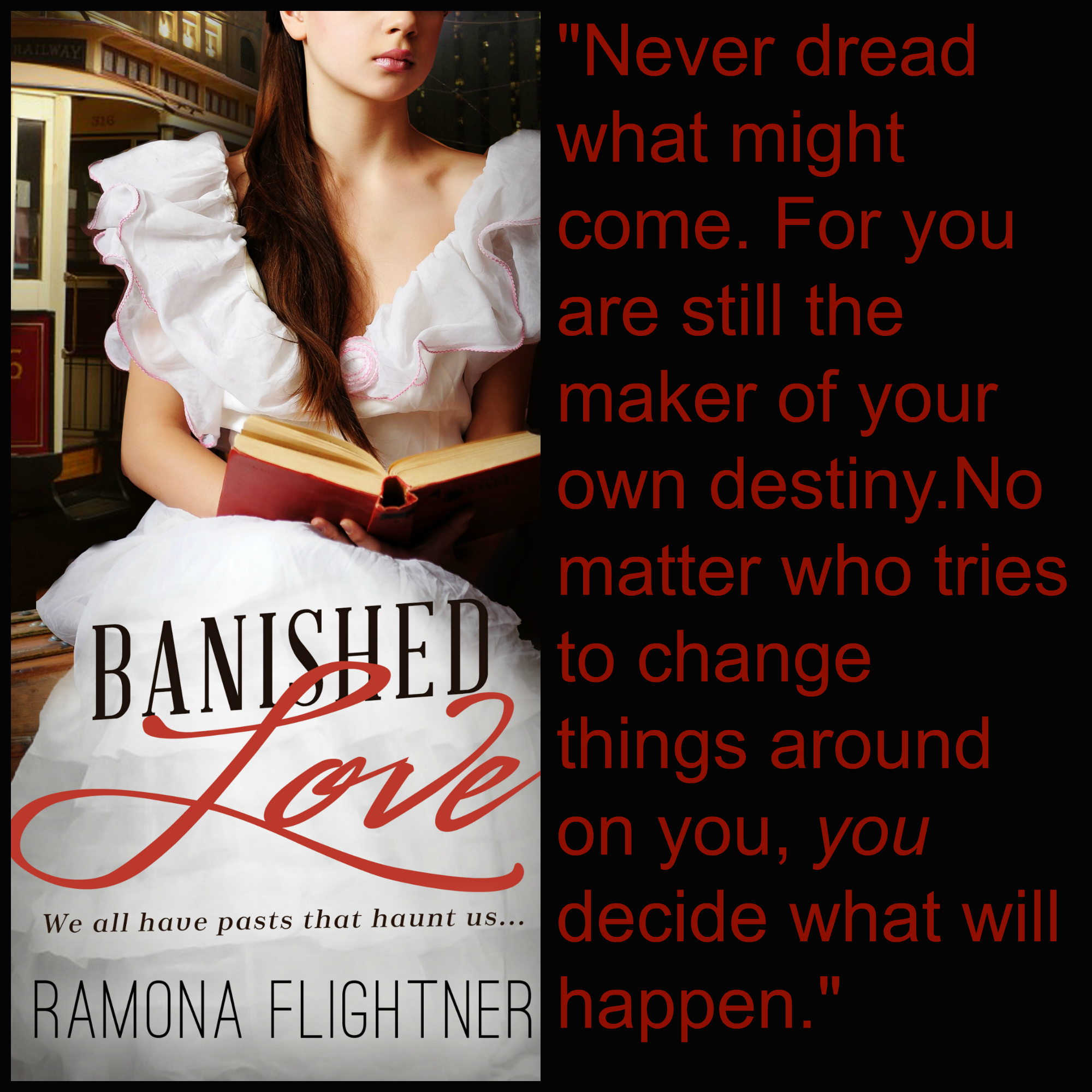 Immerse Yourself In 1900 Boston And Discover The Banished Love Saga!  Download Your Free Copy
