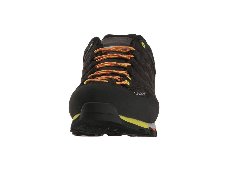 SALEWA Mountain Trainer GTX Men's Shoes Black/Sulphur Spring