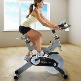 Xterra Mb880 Indoor Cycle Trainer Spin Spin Bike Spinning Bike