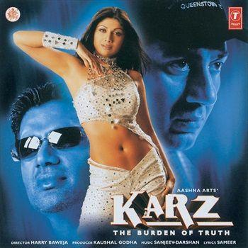 Karz The Burden Of Truth 2002 Hindi 350mb Download Free Movie Free Movies Mp3 Song Hindi