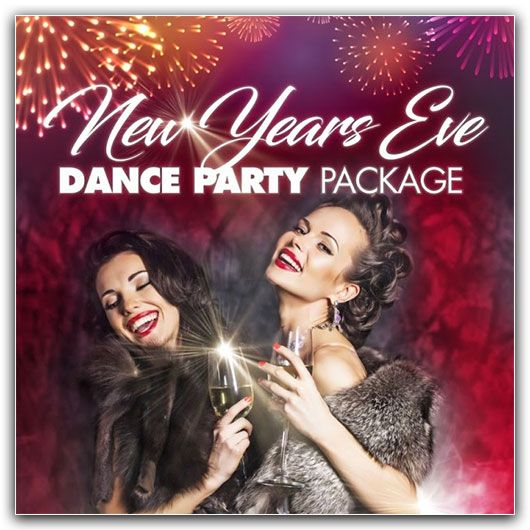 New Years Eve: Dance Party Package (2016)