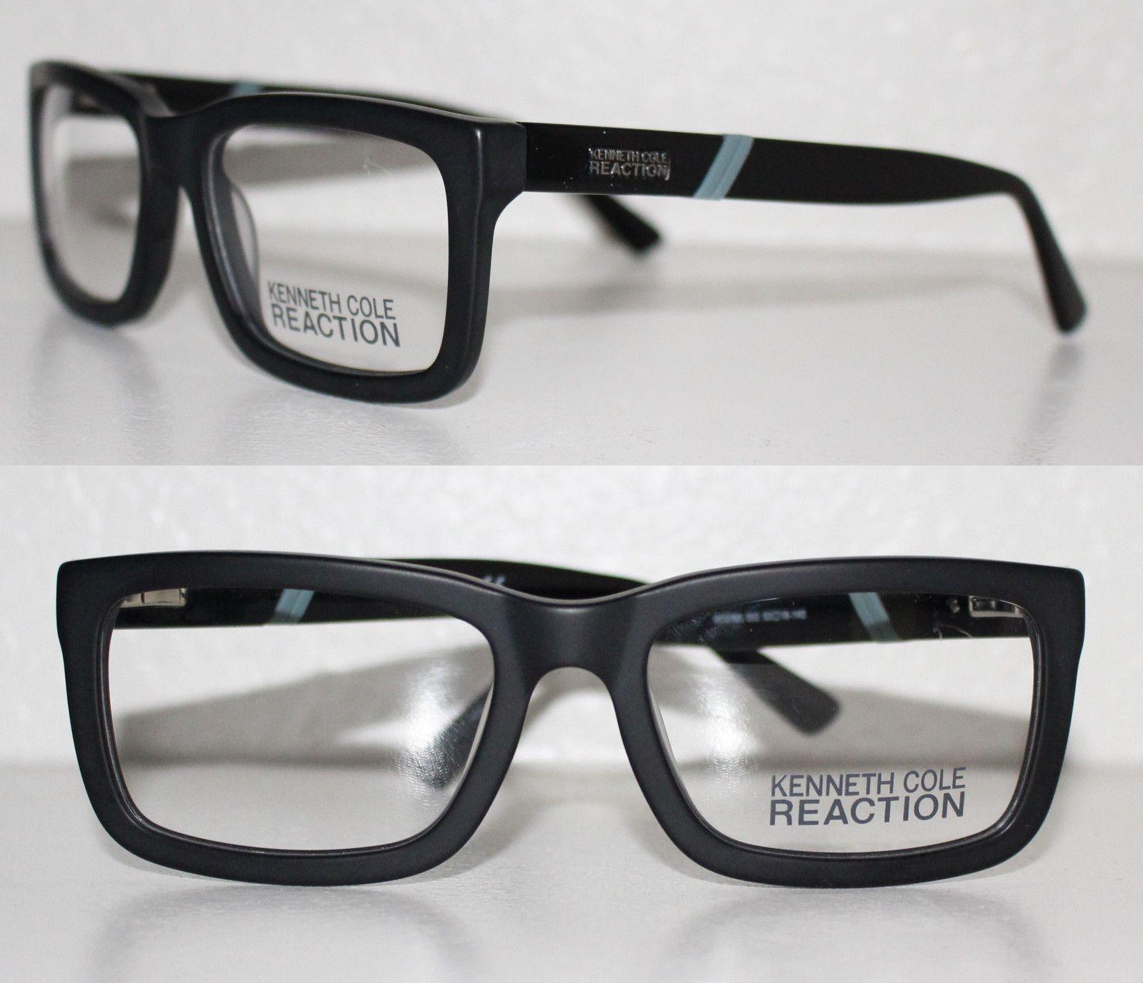8bb2857e9d2 Vision Care 31414  Kenneth Cole Reaction Kc0785 002 Matte Black New Optical  Eyeglass Frame For