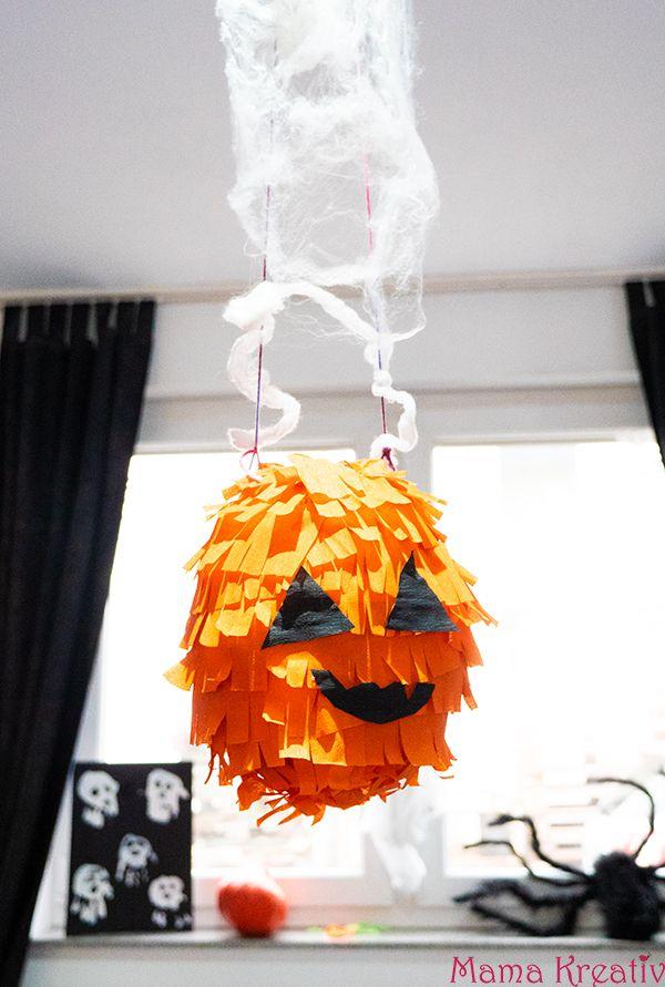 6 ideen für diy halloween deko und spiele  halloween deko