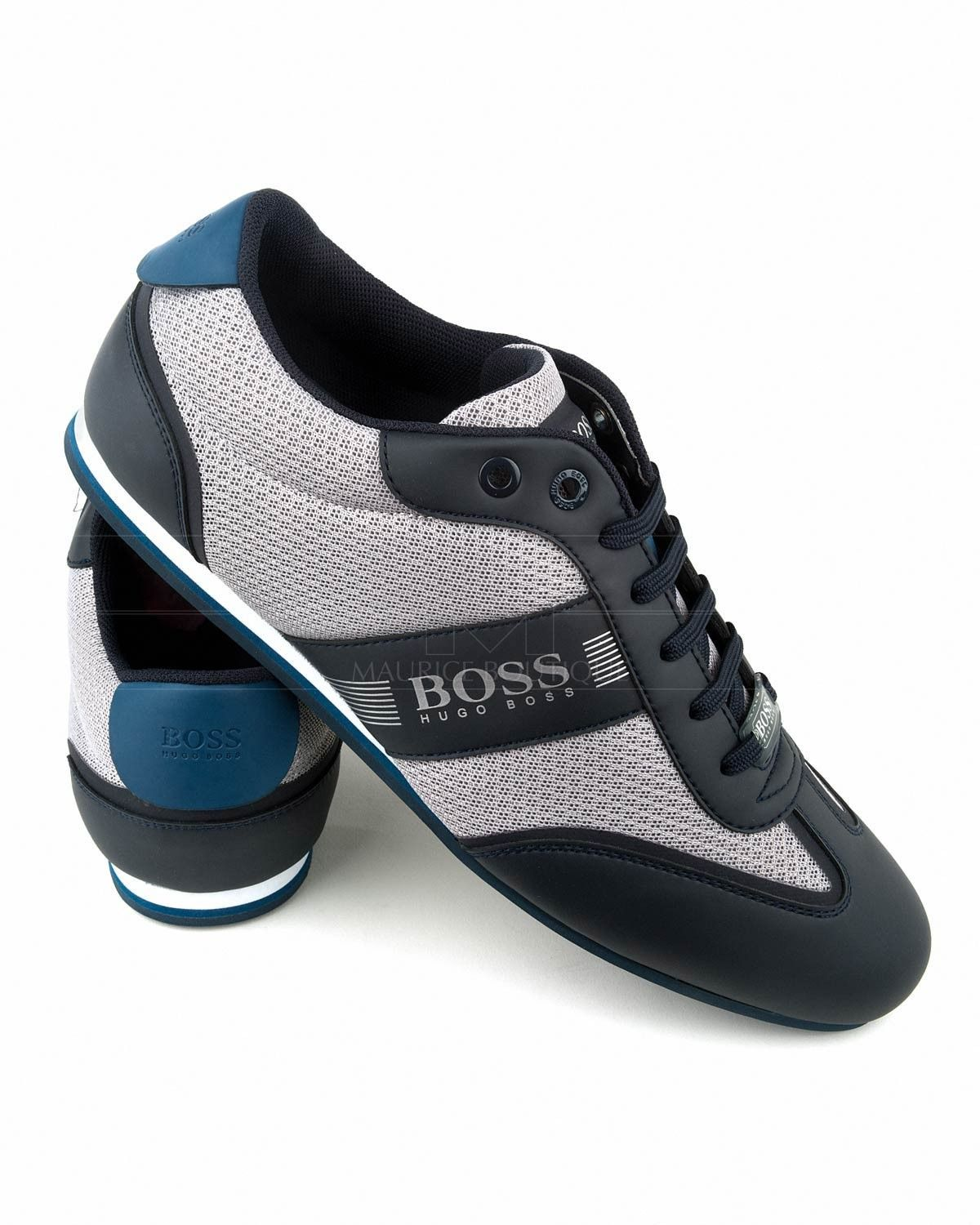 45fef9c33 Zapatos Hugo Boss Azul Marino - Lighter Lowp | tennis | Hugo boss ...
