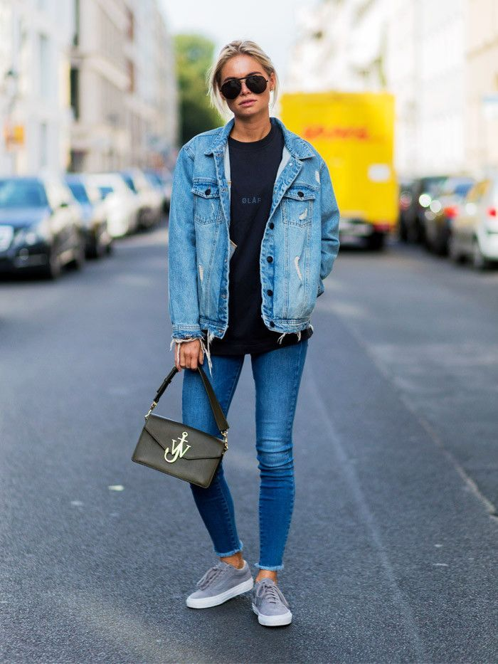 Your Complete Guide to the Shoes That Are Perfect With Skinny Jeans via @WhoWhatWearUK