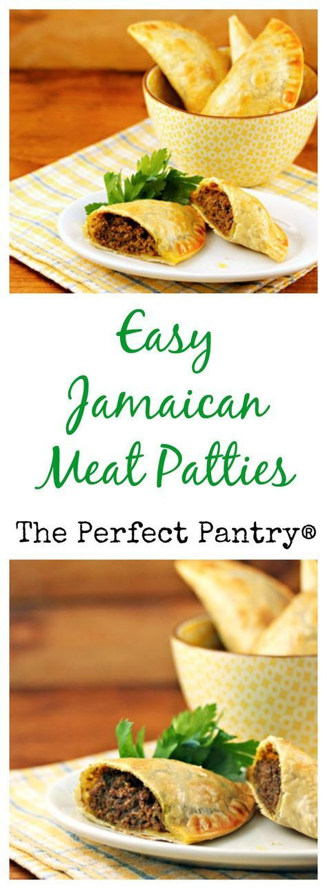 how to make caribbean patties