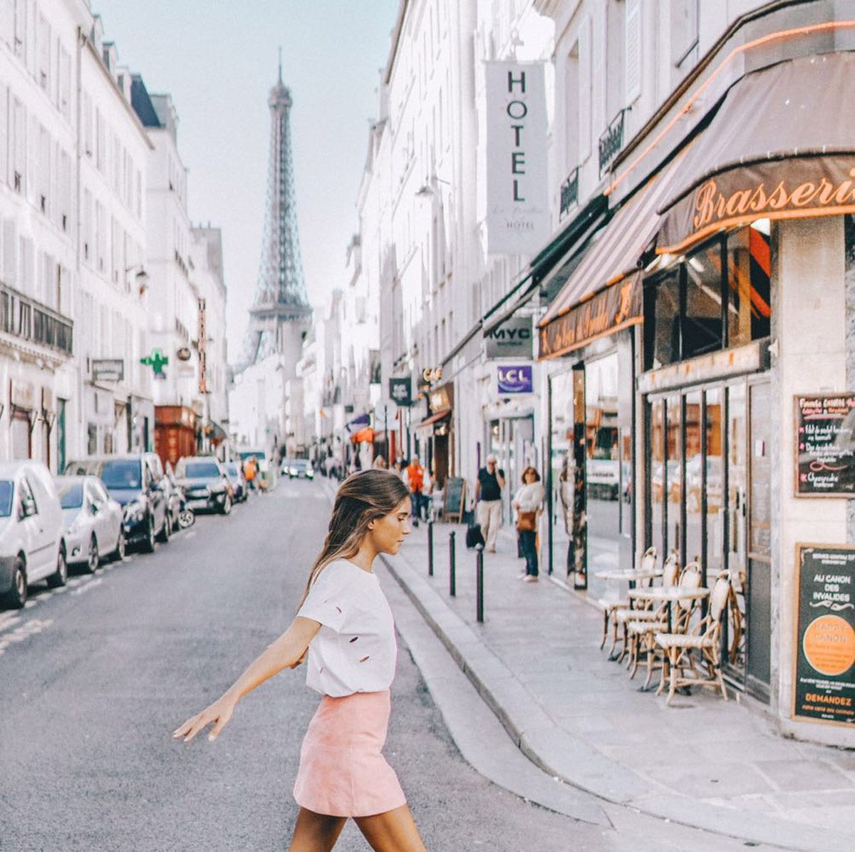 PARÍS: EL MAPA DE SUS DIRECCIONES DE MODA