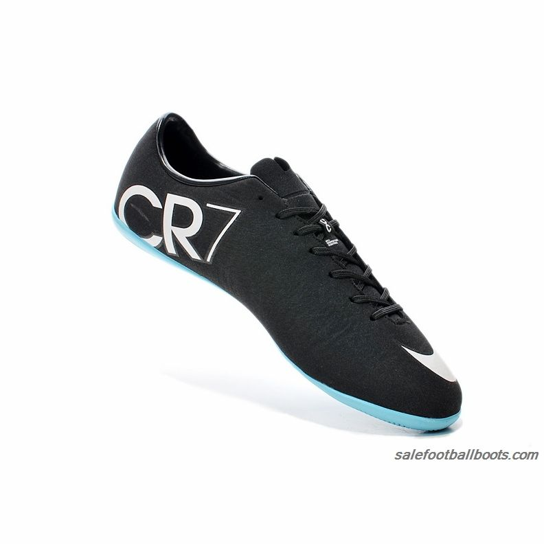 Nike Mercurial Victory V CR IC Indoor Black White  61.99  ab9d6b850a688