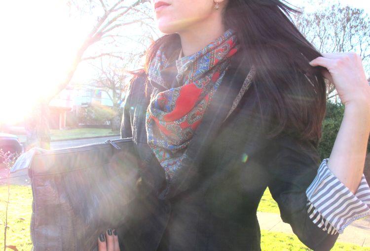 Beautiful sunlight effects