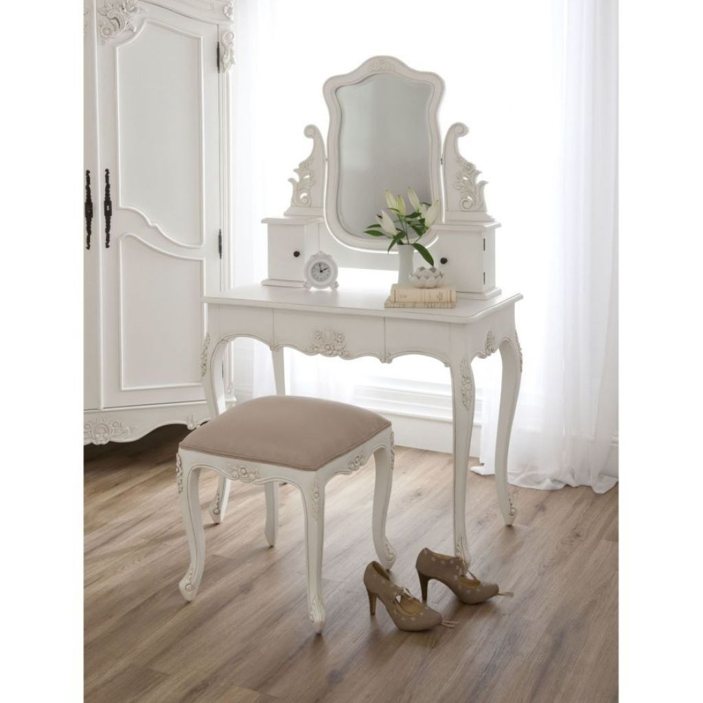 Small White Vanity Desk Rustic Living Room Furniture Sets Check More At Http
