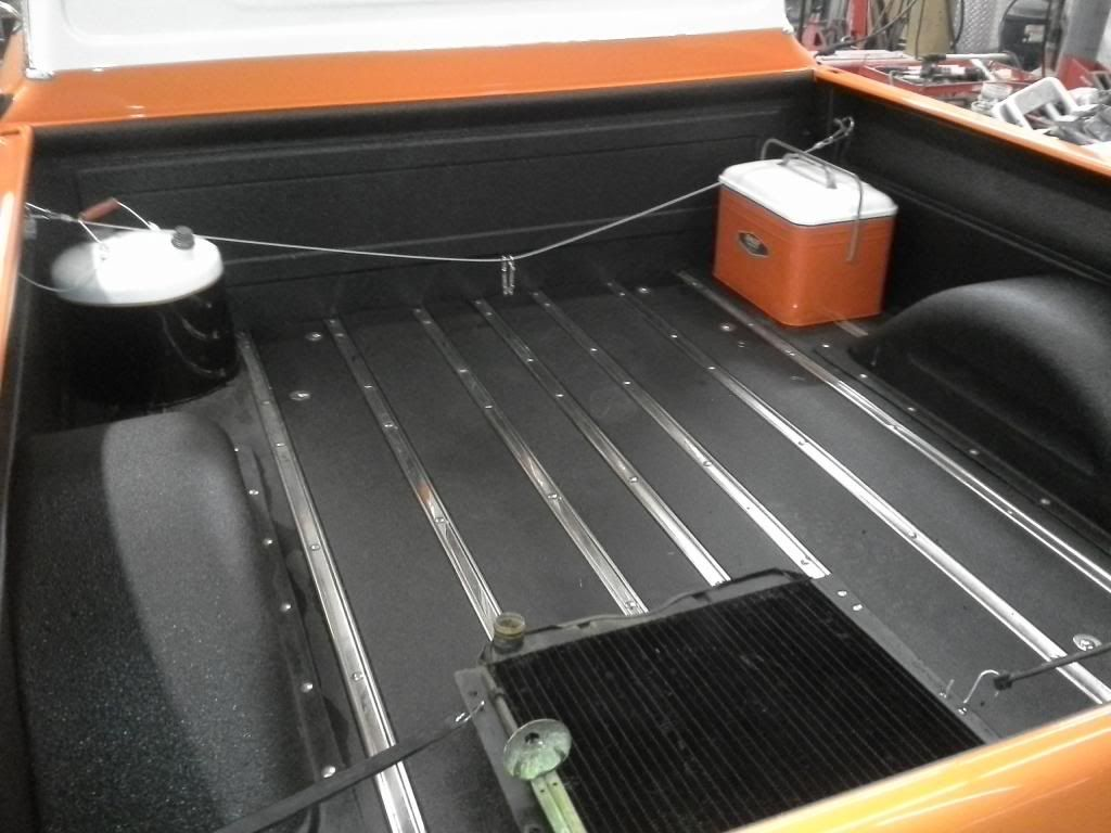 Truck 57 chevy truck bed wood : Post your Bed Wood/Metal - Customized/Modified or Stock - Page 6 ...