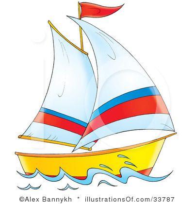 nautical christmas clipart free clip art images nautical theme rh pinterest com free fishing boat clipart free boat clip art black and white